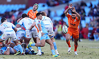 Embrose Papier of the Vodacom Bulls during the Super Rugby match between the Vodacom Bulls and the Jaguares at Loftus Versfeld in Pretoria, South Africa on Saturday, 7 July 2018. Photo: Steve Haag / stevehaagsports.com