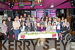 Listowel Tidy Town Awards: The prize winners pictured after they were presented with their awards at the annual prize giving evening which was held at the Three Mermaids Bar  in Listowel on Thursday evening  last, The prizes were presented by the Mayor of KerryConcillor Pat Leahy and the Mayor Of Listowel Councillor Tony Curtin.