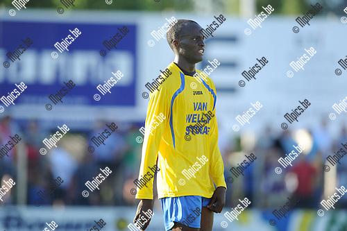 2012-07-24 / Voetbal / seizoen 2012-2013 / R. Kapellen FC / Sulaiman Shabi..Foto: Mpics.be
