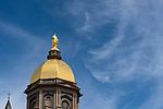 BJ 4.22.17 Golden Dome 2302.JPG by Barbara Johnston/University of Notre Dame