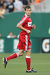 13 June 2009: Chicago's Brian McBride. DC United defeated the Chicago Fire 2-1 at RFK Stadium in Washington, DC in a regular season Major League Soccer game.