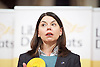 Sarah Only addresses a public meeting on Brexit with Sarah Olney Liberal Democrat candidate in the Richmond Park by election at Christ Church, New Malden, Surrey, Great Britain <br /> 26th November 2016 <br /> <br /> <br /> Sarah Olney <br /> <br /> <br /> Photograph by Elliott Franks <br /> Image licensed to Elliott Franks Photography Services