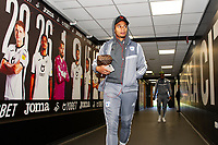 Josh Murphy of Cardiff City arrives for the Sky Bet Championship match between Swansea City and Cardiff City at the Liberty Stadium in Swansea, Wales, UK. Sunday 27 October 2019
