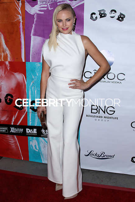 """HOLLYWOOD, CA - OCTOBER 01: Actress Malin Akerman arrives at the screening of Xlrator Media's """"CBGB"""" held at ArcLight Cinemas on October 1, 2013 in Hollywood, California. (Photo by Xavier Collin/Celebrity Monitor)"""