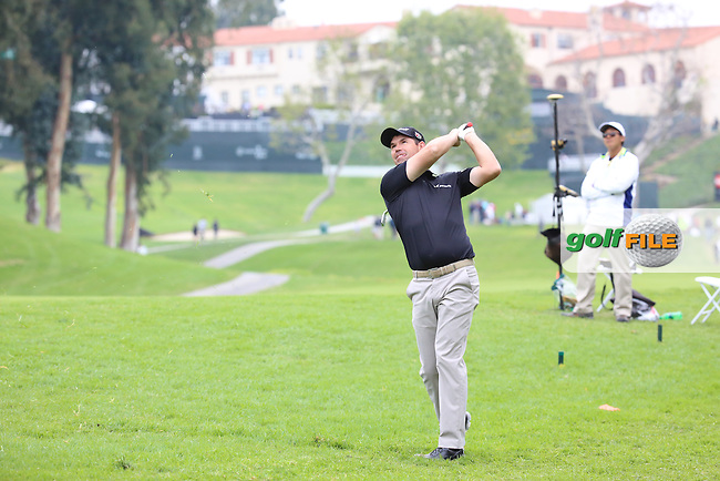 21 Feb 15 during Saturday's Third Round of at The Northern Trust Open at The Riviera Country Club in Pacific Palisades,  California.(photo credit : kenneth e. dennis/kendennisphoto.com)