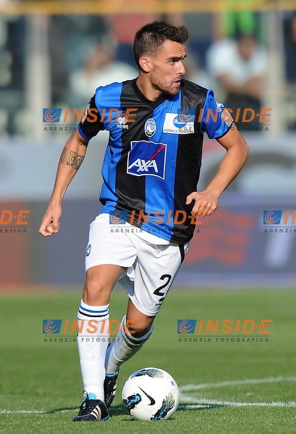 "Luca cigarini  (Atalanta).Parma 23/10/2011 Stadio ""Ennio Tardini"".Serie A 2011/2012.Football Calcio Parma Vs Atalanta.Foto Insidefoto Alessandro Sabattini."