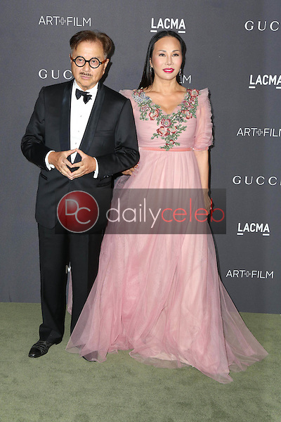 Mr. Chow<br /> at the 2016 LACMA Art +  Film Gala, LACMA, Los Angeles, CA 10-29-16<br /> David Edwards/DailyCeleb.com 818-249-4998