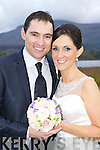 Maura Browne, Meelin, Co Cork and Donal O'Sullivan, Sneem, son of John and Mary who were married in St Josephs church, Meelin on Saturday, Fr Denis Stritch officiated at the ceremony, best man was Fergal Moynihan, groomsmen was Sean Hickey and Brendan Hussey, bridesmaids were Louise Browne, Eileen Mahony, and Elizabeth O'Sullivan, pageboy was Jack Sheehan, flowergirl was Chloe O'Sullivan, the reception was held in the Killarney Oaks and the couple will reside in Cork .