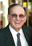HAL DAVID.Attending the Opening Night Performance of THE.LOOK OF LOVE ... THE SONGS OF BURT BACHARACH .and HAL DAVID at the Brooks Atlinson Theater,.New York City..May 4, 2003.
