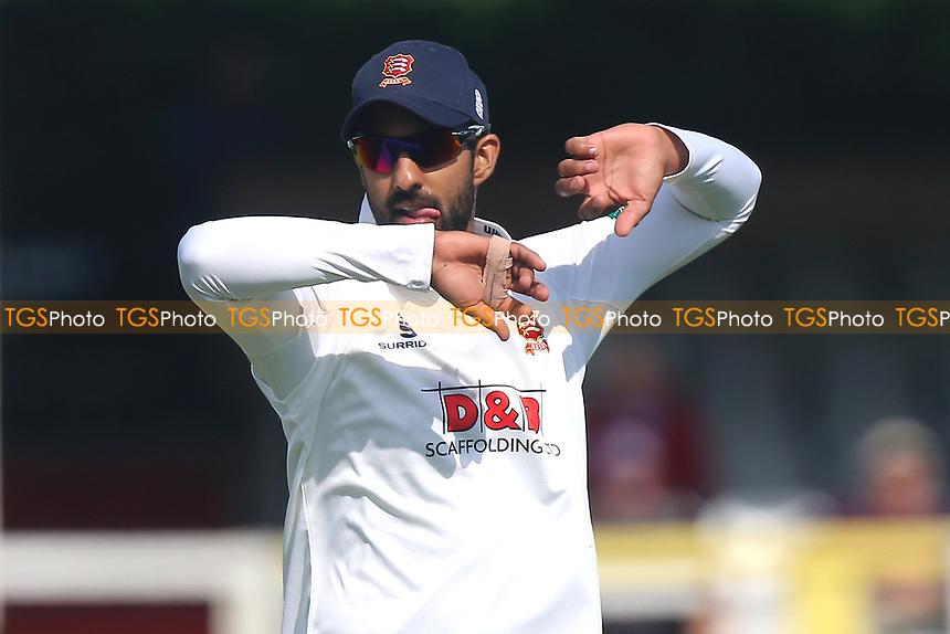 Varun Chopra of Essex during Essex CCC vs Durham MCCU, English MCC University Match Cricket at The Cloudfm County Ground on 3rd April 2017