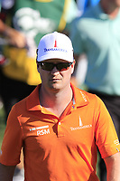 Zach Johnson (USA) walks to the 3rd tee during Saturday's Round 3 of the Waste Management Phoenix Open 2018 held on the TPC Scottsdale Stadium Course, Scottsdale, Arizona, USA. 3rd February 2018.<br /> Picture: Eoin Clarke | Golffile<br /> <br /> <br /> All photos usage must carry mandatory copyright credit (&copy; Golffile | Eoin Clarke)