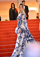 "CANNES, FRANCE. May 17, 2019: Taylor Hill at the gala premiere for ""Too Old to Die Young – North of Hollywood, West of Hell"" at the Festival de Cannes.<br /> Picture: Paul Smith / Featureflash"