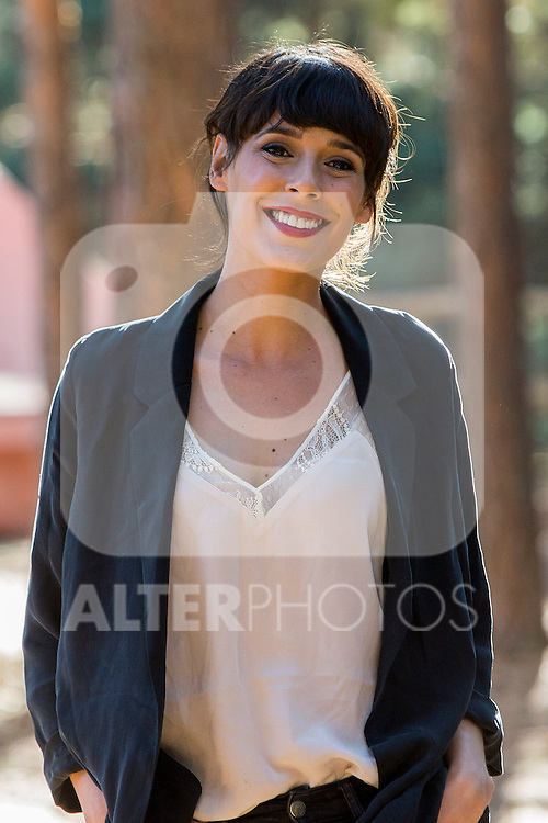 """Spanish actress Belen Cuesta during the visit of the media to the filming of the movie """"La llamada"""" directed by Javier Calvo and Javier Ambrossi. September 29, 2016. (ALTERPHOTOS/Rodrigo Jimenez)"""