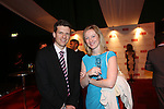 Wales Sport Awards 2013<br /> Greg Walker & Johanna Lloyd<br /> 09.11.13<br /> ©Steve Pope-SPORTINGWALES