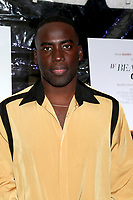 """LOS ANGELES - DEC 4:  Shamier Anderson at the """"If Beale Street Could Talk"""" Screening at the ArcLight Hollywood on December 4, 2018 in Los Angeles, CA"""