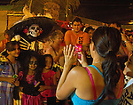 Day of the Dead in La Paz