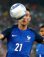 Laurent Koscielny  during the  friendly  soccer match,between Italy  and  France   at  the San  Nicola   stadium in Bari Italy , September 02, 2016<br /> <br /> amichevole di calcio tra le nazionali di Italia e Francia