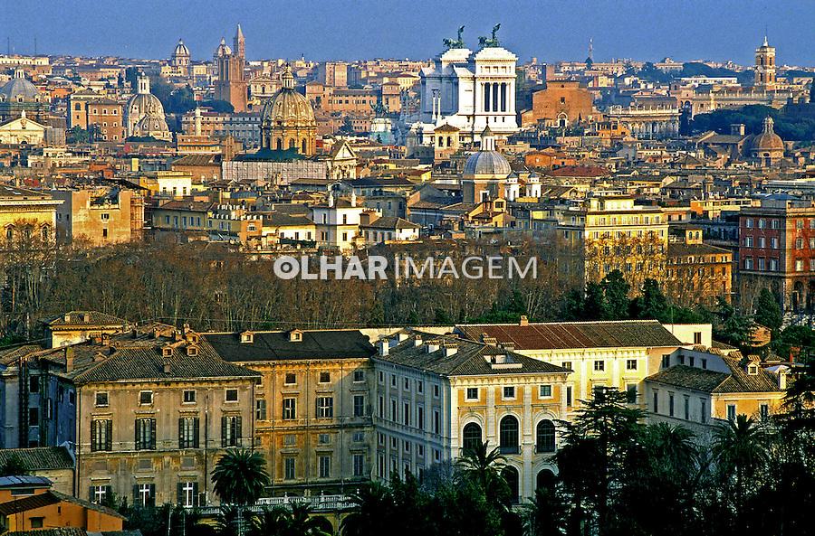 Cidade de Roma. Itália. 2000. Foto de Vinicius Romanini.