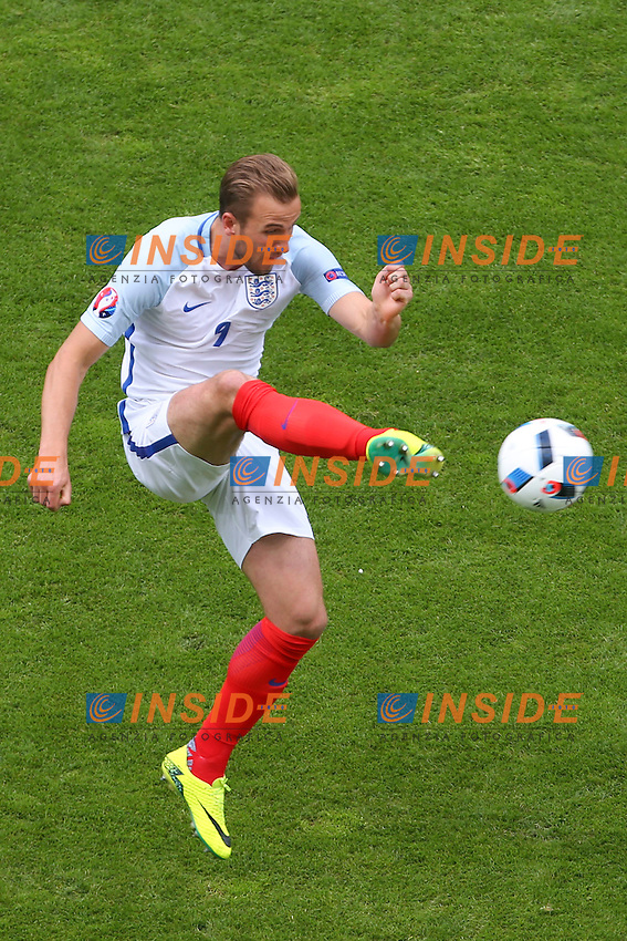 Harry Kane <br /> Lens 16-06-2016 Stade Bollaert-Delelis Footballl Euro2016 England - Wales / Inghilterra - Galles Group Stage Group B. Foto Gwendoline Le Goff / Panoramic / Insidefoto