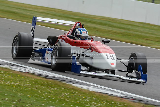 Simon Tate - Dallara F302/4