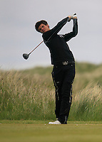 Angus Carrick (Douglas Park)<br /> during R1 of the East of Ireland Amateur Open championship 2013 at Co Louth Golf club, 1/6/13<br /> Picture:  Thos Caffrey / www.golffile.ie