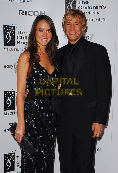 GUESTS.The Children's Society annual ball, this year celebrating the society's 125th anniversary with a fairytale theme at Claridges Ballroom, London, UK..May 17th, 2006.Ref: CAN.half length black dress suit.www.capitalpictures.com.sales@capitalpictures.com.©Capital Pictures