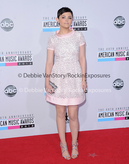 Ginnifer Goodwin at The 2011 MTV Video Music Awards held at Staples Center in Los Angeles, California on September 06,2012                                                                   Copyright 2012  DVS / Hollywood Press Agency