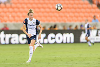 Houston, TX - Saturday July 15, 2017: Kassey Kallman during a regular season National Women's Soccer League (NWSL) match between the Houston Dash and the Washington Spirit at BBVA Compass Stadium.