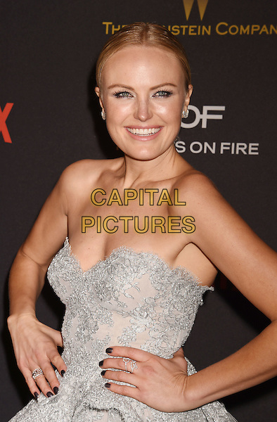BEVERLY HILLS, CA - JANUARY 10: Actress Malin Akerman attends The Weinstein Company and Netflix Golden Globe Party, presented with DeLeon Tequila, Laura Mercier, Lindt Chocolate, Marie Claire and Hearts On Fire at The Beverly Hilton Hotel on January 10, 2016 in Beverly Hills, California.<br /> CAP/ROT/TM<br /> &copy;TM/ROT/Capital Pictures