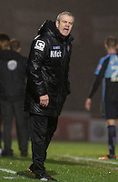 Morecambe Assistant Manager Ken McKenna during the Sky Bet League 2 match between Wycombe Wanderers and Morecambe at Adams Park, High Wycombe, England on 2 January 2016. Photo by Andy Rowland / PRiME Media Images