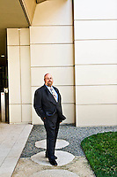 Rob Feckner pictures: Executive portrait photography of Rob Feckner of Calpers by San Francisco corporate photographer Eric Millette