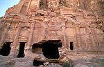 Jordan, Petra. The Corinthian Tomb&amp;#xA;<br />
