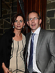 Joe and mary McCreesh pictured at the Ardee Traders Annual Awards dinner at Darver Castle. Photo:Colin Bell/pressphotos.ie