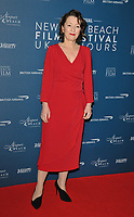 Lesley Manville at the Newport Beach Film Festival UK Honours, The Langham Hotel, Portland Place, London, England, UK, on Thursday 07th February 2019.<br /> CAP/CAN<br /> &copy;CAN/Capital Pictures