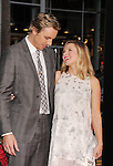 HOLLYWOOD, CA- SEPTEMBER 15: Actors Dax Shepard (L) Kristen Bell arrive at the 'This Is Where I Leave You' - Los Angeles Premiere at TCL Chinese Theatre on September 15, 2014 in Hollywood, California.