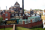 Harveys brewery, Lewes, East Sussex, England