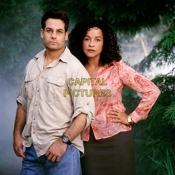 ADRIAN PASDAR & RAE DAWN CHONG.in Mysterious Ways.Filmstill - Editorial Use Only.Ref: FB.sales@capitalpictures.com.www.capitalpictures.com.Supplied by Capital Pictures.