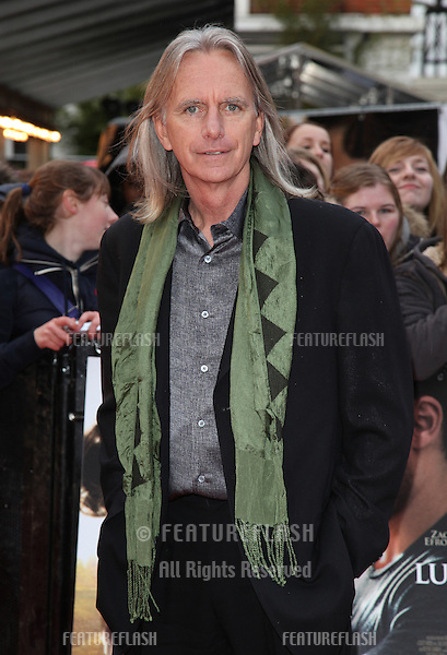 Scott Hicks arriving for 'The Lucky One' European Premiere, Bluebird, Chelsea, London. 23/04/2012 Picture by: Alexandra Glen / Featureflash