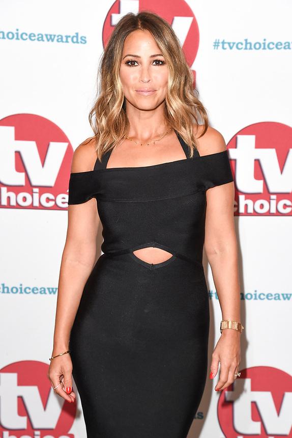 Rachel Stevens<br /> arriving for the TV Choice Awards 2017 at The Dorchester Hotel, London. <br /> <br /> <br /> ©Ash Knotek  D3303  04/09/2017