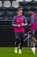 Matthias Ginter (Deutschland Germany) - 18.11.2019: Deutschland Abschlusstraining, Commerzbank Arena Frankfurt, EM-Qualifikation DISCLAIMER: DFB regulations prohibit any use of photographs as image sequences and/or quasi-video.