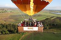 20141107 November 07 Hot Air Balloon Gold Coast