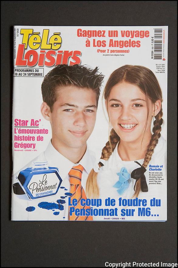 Presse<br /> T&eacute;l&eacute; Loisir