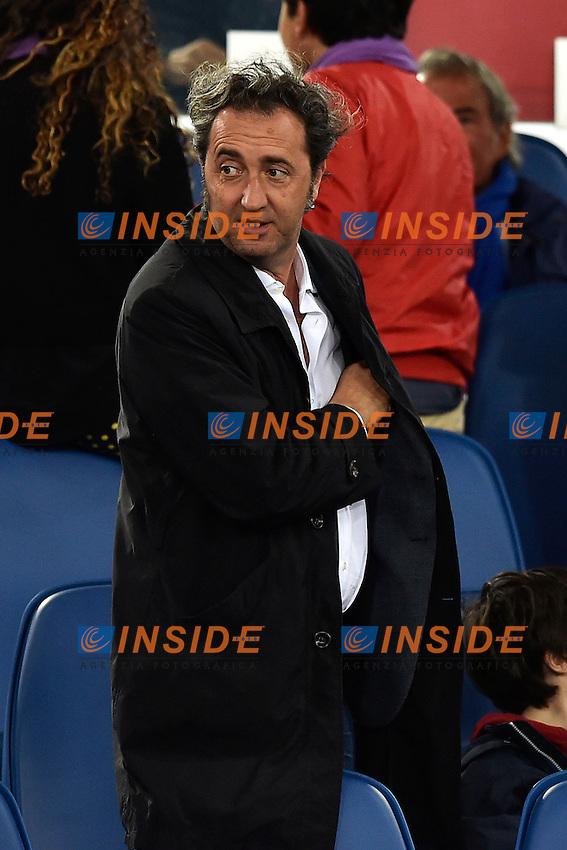 Paolo Sorrentino <br /> Roma 03-05-2014 Stadio Olimpico - Football Calcio 2013/2014 Italy Cup Final, Finale Coppa Italia, Fiorentina - Napoli, Foto Andrea Staccioli / Insidefoto