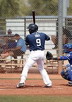 Jorge Ona - San Diego Padres 2018 spring training (Bill Mitchell)