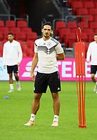 Mats Hummels (Deutschland Germany) - 12.10.2018: Abschlusstraining der Deutschen Nationalmannschaft vor dem UEFA Nations League Spiel gegen die Niederlande