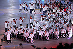 South Korea Delegation (KOR), <br /> MARCH 9, 2018 - : <br /> PyeongChang 2018 Paralympics Winter Games Opening Ceremony <br /> at PyeongChang Olympic Stadium in Pyeongchang, South Korea. <br /> (Photo by Sho Tamura/AFLO SPORT)