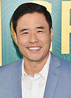 HOLLYWOOD, CA - AUGUST 07:  Randall Park arrives at the Warner Bros. Pictures' 'Crazy Rich Asians' premiere at the TCL Chinese Theatre IMAX on August 7, 2018 in Hollywood, California.<br /> CAP/ROT/TM<br /> &copy;TM/ROT/Capital Pictures