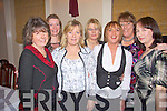 Enjoying their Christmas party at the Listowel Arms Hotel on Saturday night  were Peggy O'Connor, Betty Doherty, Maudie O'Connor, Bridget and Siobhan Shanahan , Geraldine and Eileen O'Connor, from Tarbert and Ballylongford...   Copyright Kerry's Eye 2008
