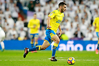 UD Las Palmas' Jonathan Calleri during La Liga match. November 5,2017. (ALTERPHOTOS/Acero)