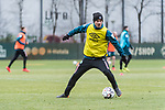 19.02.2019, Trainingsgelaende am Weserstadion, Bremen, GER, 1.FBL, Training SV Werder Bremen<br /> <br /> im Bild<br /> Fin Bartels (Werder Bremen #22), <br /> <br /> Foto © nordphoto / Ewert